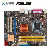 Asus P5KPL AM Masaüstü Anakart G31 Soket LGA 775 Çekirdek 2 Extreme DDR2 4G SATA2 USB2.0 VGA uATX Orijinal kullanılan Anakart