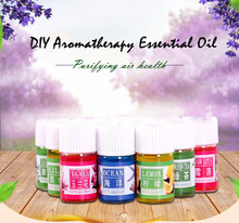 Aromatherapy essential oil lavender humidifier oil contains 12 kinds of essential oils rose essential oil aroma green tea plant цены онлайн