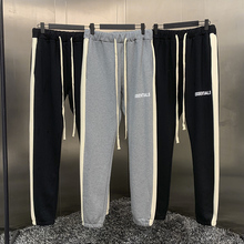 Casual Pants Fog-Essentials-Logo Streetwear Women Loose-Fit New Top-Quality Printed Hiphop