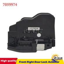 Atuador elétrico da fechadura da porta da energia dianteira para bmw 51217202146 7202146 51217059974 7059974