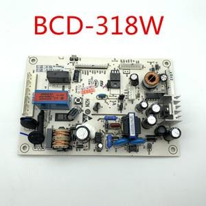 Image 1 - עבור Haier תדר מקרר מחשב לוח מעגל לוח BCD 318W 0061800014 נהג לוח טוב עבודה