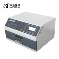 SMT Infrared Radiation Heating,PC on line operate ZB3530HL convection reflow oven