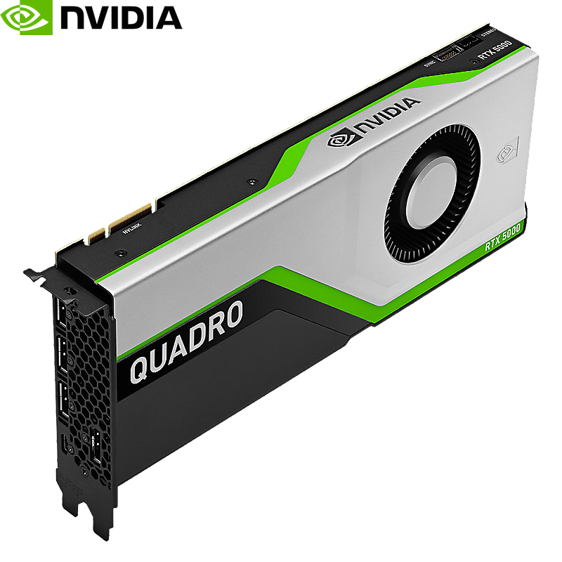 Leadtek QUADRO RTX5000 16GB Turing Architecture Real-time Ray Tracing GPU Graphics Card