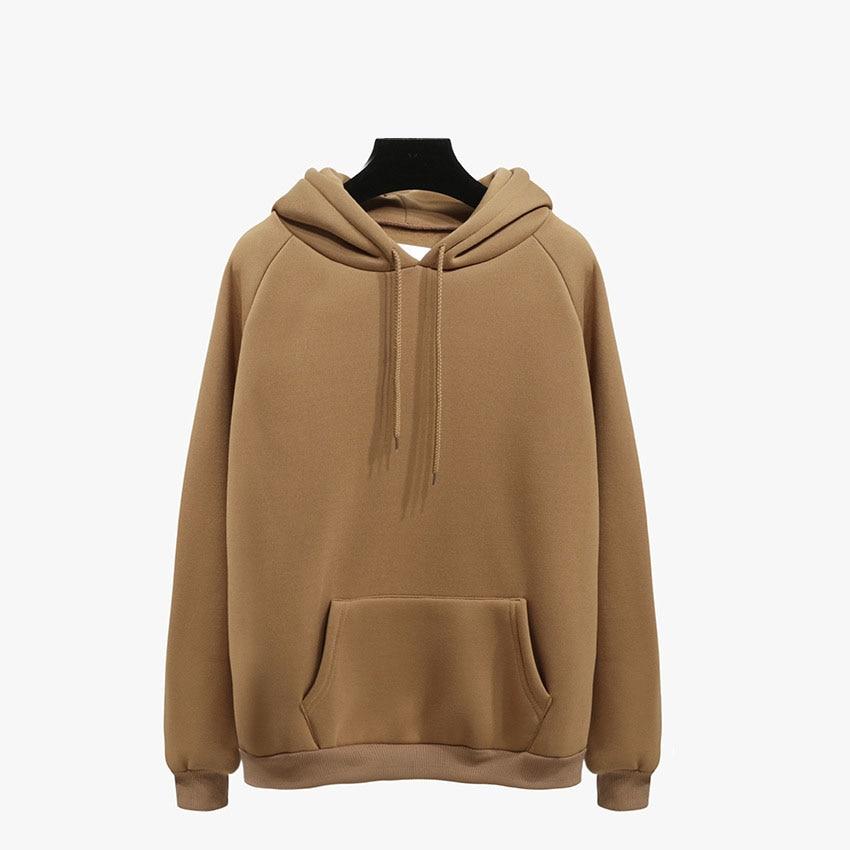 Hot 2019 Spring Autumn Fashion Brand Men's Hoodies Male Casual Hoodies Sweatshirts Men Solid Color Hoodies Sweatshirt Tops