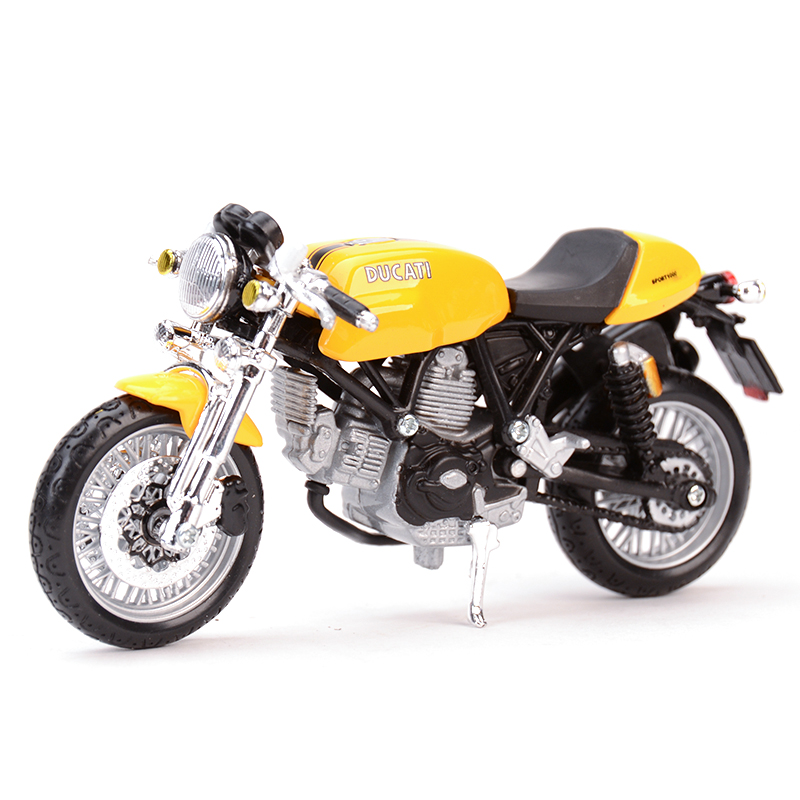 Maisto 1:18 Sport 1000 Diecast Alloy Motorcycle Model Toy