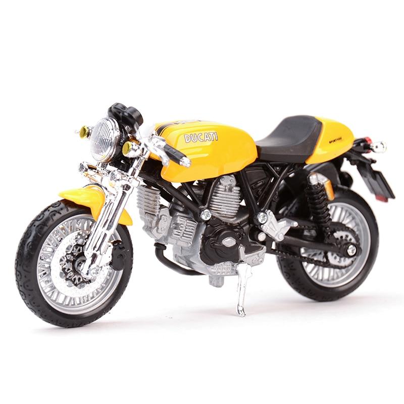 Maisto 1:18 Sport 1000 Diecast Alloy Motorcycle Model Toy