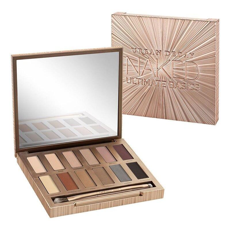 Palette naked12 décroissance urbaine naked12 maquiagem palette maquillage yeux maquillage ultime basiques 12 couleurs