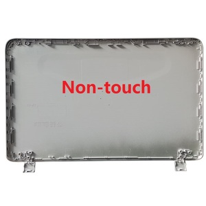Image 5 - New Laptop LCD Back Cover For HP Pavilion 15 P 15 P066US 15 P000 Silver Non touch 762508 001/with touch