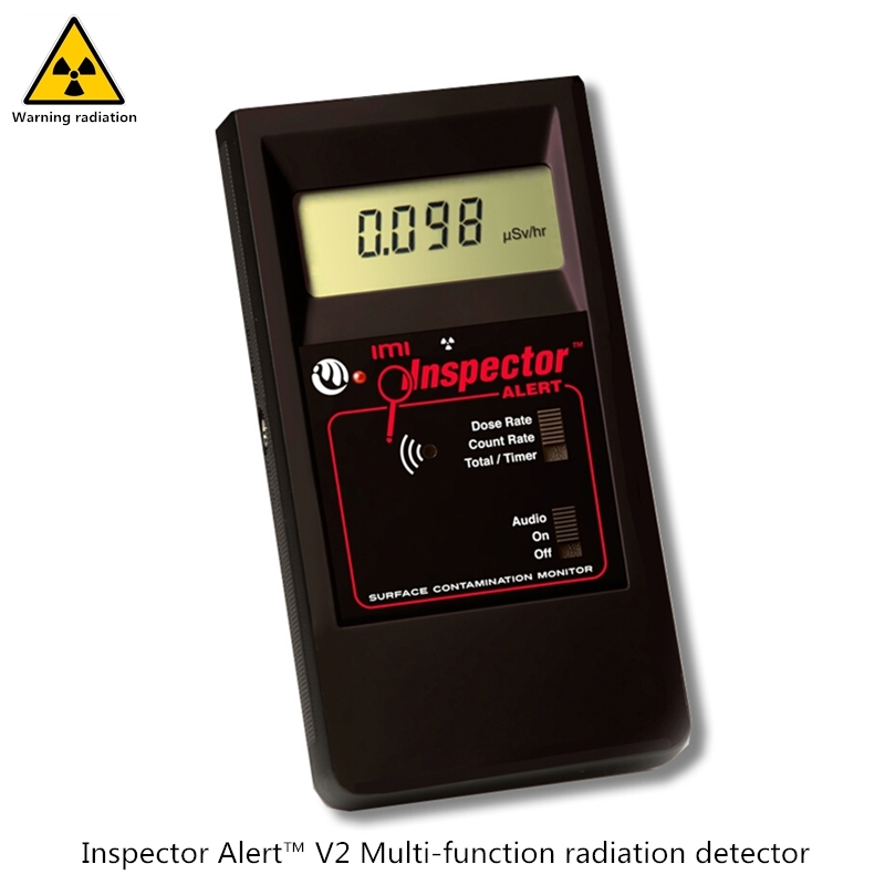 "Genuine ""Inspector Alert V2"" Multifunctional Nuclear Radiation Detector Gamma Beta Alpha And X Ray Radiation Detector"