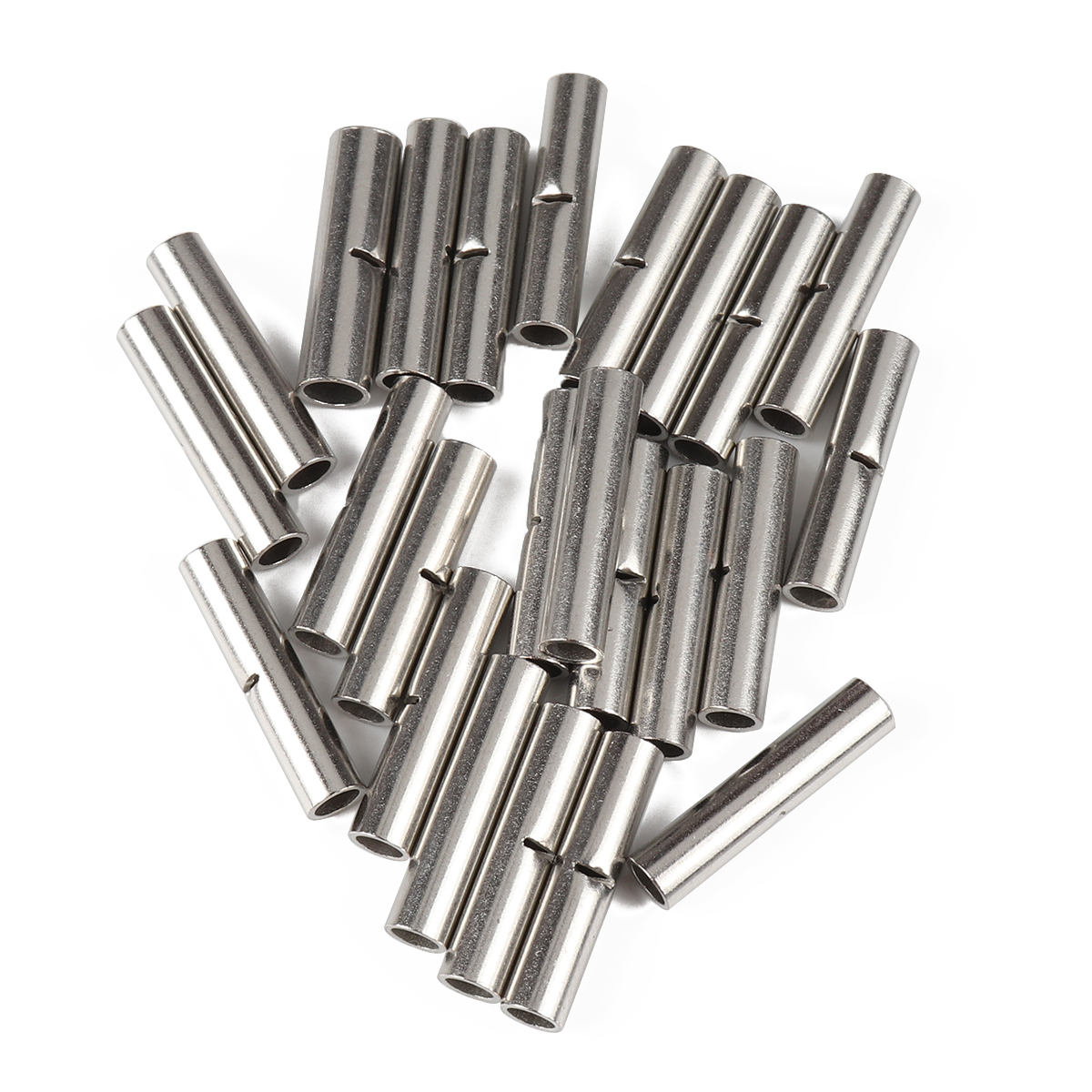380pcs Terminal Heat Shrinkable Tube Set High Quality Car Ship Non-Insulated Butt Connector Terminal Heat Shrinkable Tube