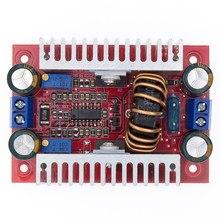 Módulo conversor de corrente constante, módulo de DC-DC w 15a, conversor de impulso constante da fonte de alimentação led 400-50v carregador de tensão para 10-60v