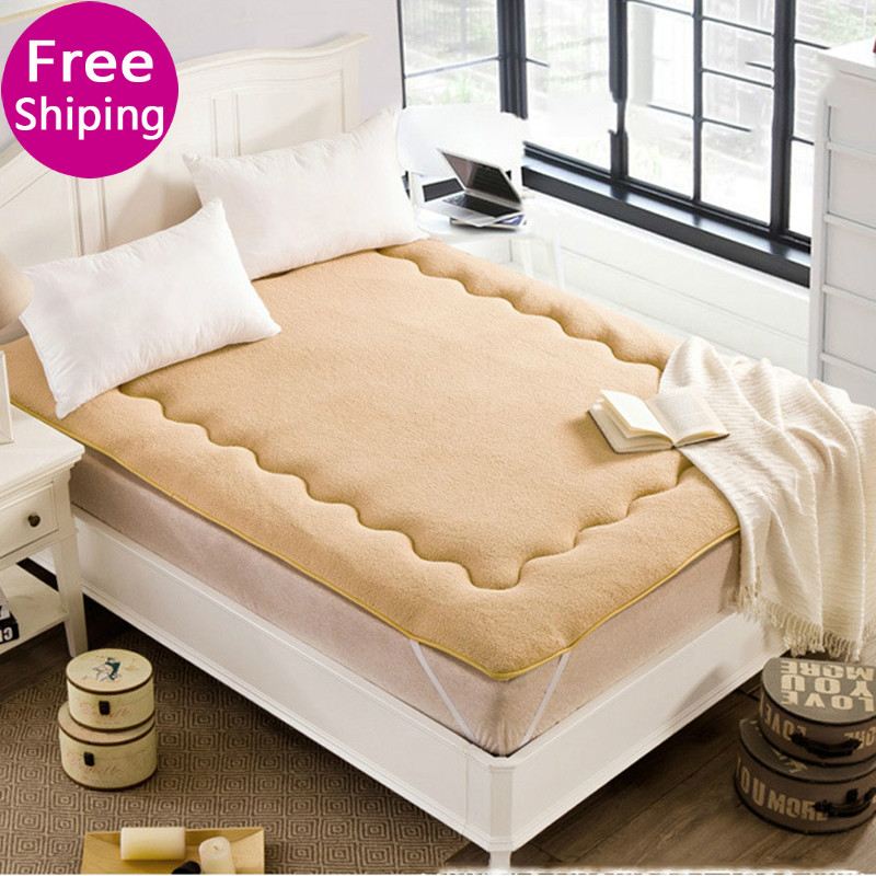 2019 Soft Comfortable Mattress Portable Mattress For Daily Use Bedroom Furniture Mattress Dormitory Bedroom Tatami Bed Cama