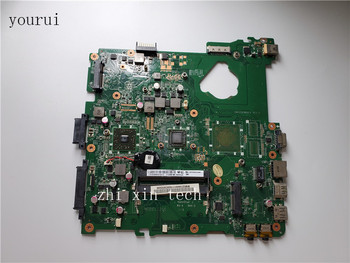 yourui For Acer aspire 4253 Laptopmotherboard DA0ZQEMB6C0 MBRDT06001  Test work perfect