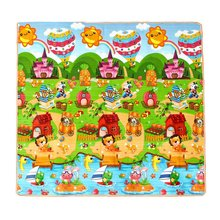 3 Size Baby Mat Kids Developing Mat Eva Foam Gym Games Play Puzzles Baby Carpets Toys For Children's Rug Soft Floor(China)