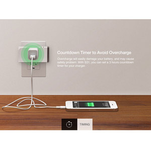 Image 5 - Itead Sonoff S31 US 16A Smart WiFi Socket Monitor Energy Usage Remote Outlet Wi fi Switch Works With Alexa Google Home Assistant