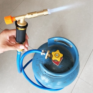 Image 4 - Ignition Liquefaction Welding Gas Torch Copper Explosion Proof Hose Welding Tool For Pipeline Air Conditioning
