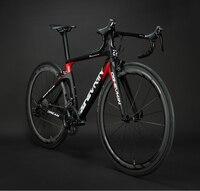 새로운 22 속도 탄소 도로 자전거 완료 700C UD 매트 광택 도로 탄소 자전거 25mm 바퀴 포크 V 브레이크 빨강 녹색 2019 OG EVKIN|자전거|스포츠 & 엔터테인먼트 -