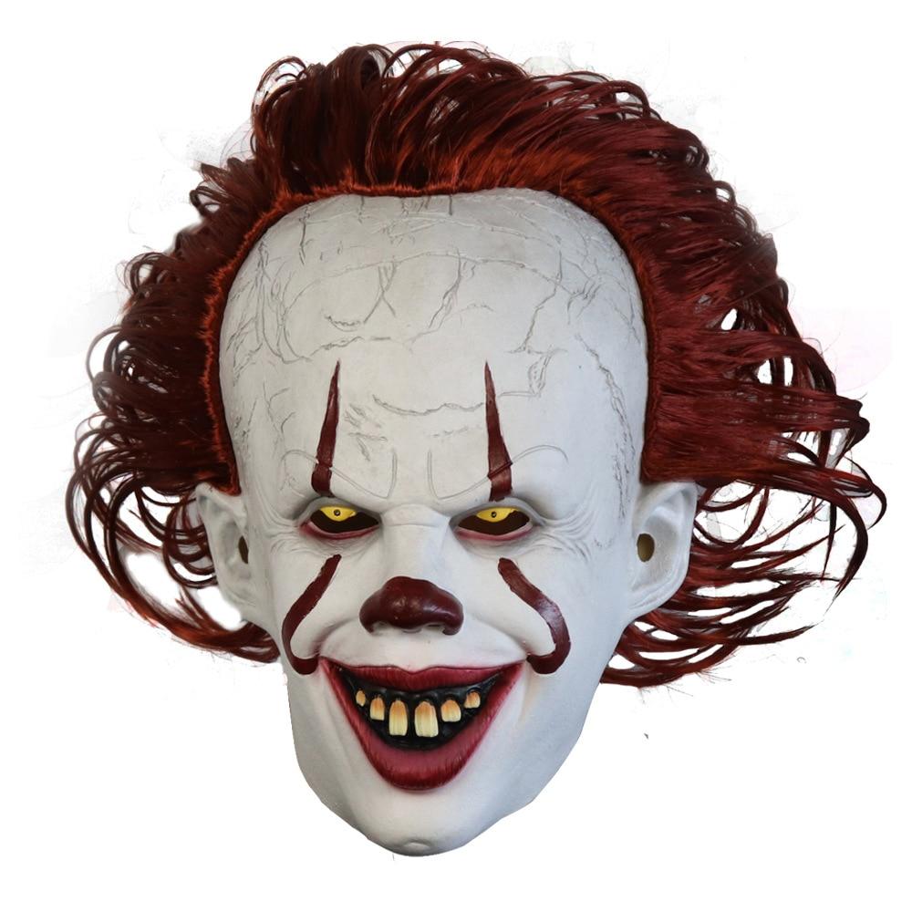 Pennywise Led Halloween Mask  2