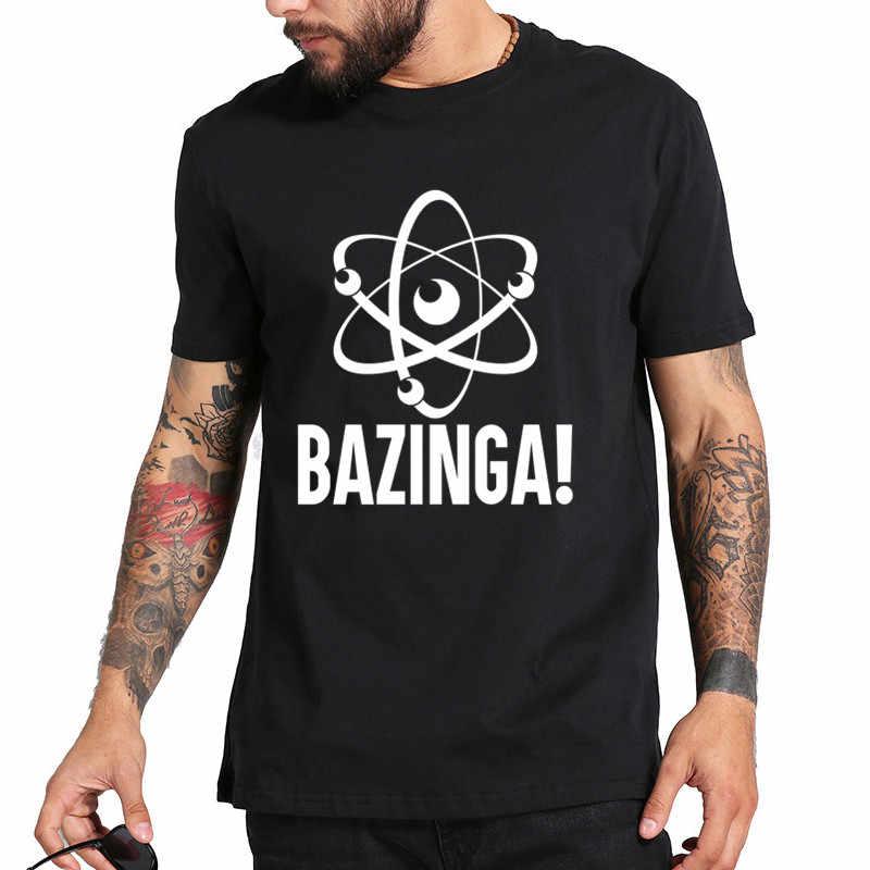 Teoria Wielkiego Podrywu T Shirt Nowy Bazinga Sheldon Cooper Penny Bawełna Z Krótkim Rękawem Męskie Koszulki Cooper Geek Logo Mężczyźni Odzież Top Koszulki Aliexpress