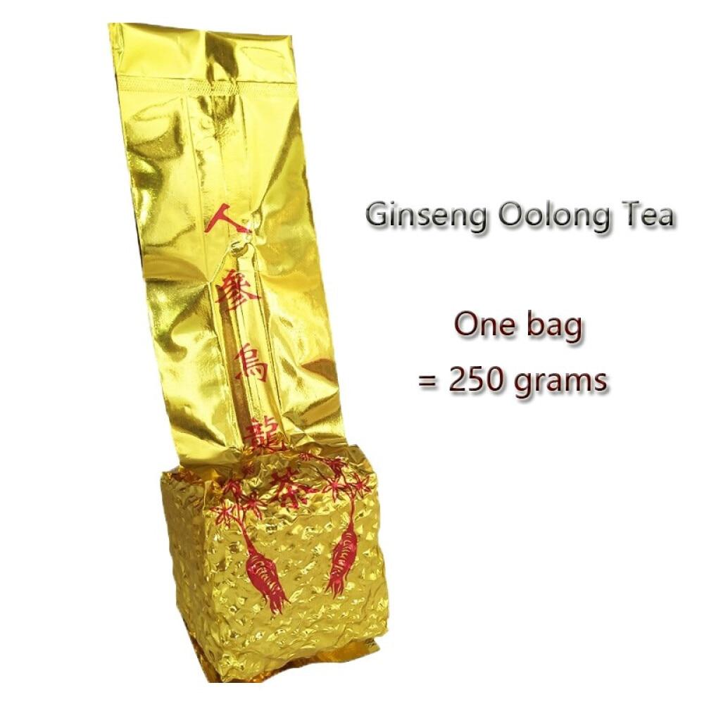 2020 Taiwanese Ginseng Oolong Tea New Tea Orchid Guiren Alpine Tea Health Care Tea 250g Package 1