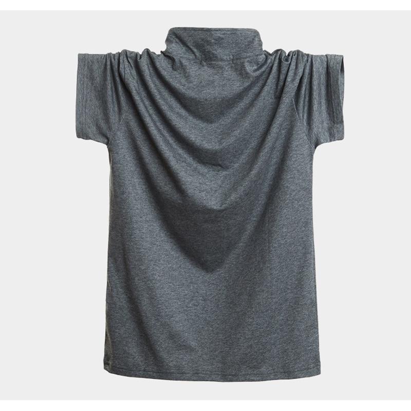 Image 5 - חדש 2020 אופנה גברים פולו חולצת כותנה קצר שרוול קיץ לנשימה חולצה גברים מגניב פולו חולצות מקרית חולצות 5XL 6XL בתוספת גודל-בפולו מתוך ביגוד לגברים באתר