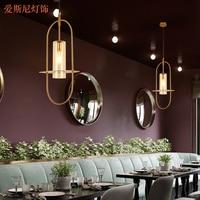 Reception Small A Chandelier Post Modern Designer Restaurant Bar Counter