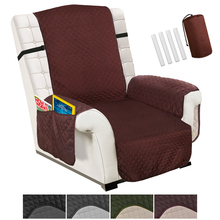 Sofa Cover Elastic Stretch Recliner Pet Dog Kids Mat Living Room Couch Furniture Protector Washable