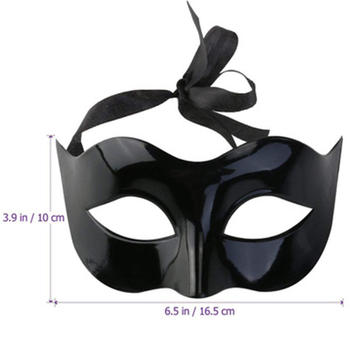 New Fashion Luxury Venetian Masquerade Mask Women Girls Sexy Fox Eye Mask For Fancy Dress Christmas Halloween Party 14