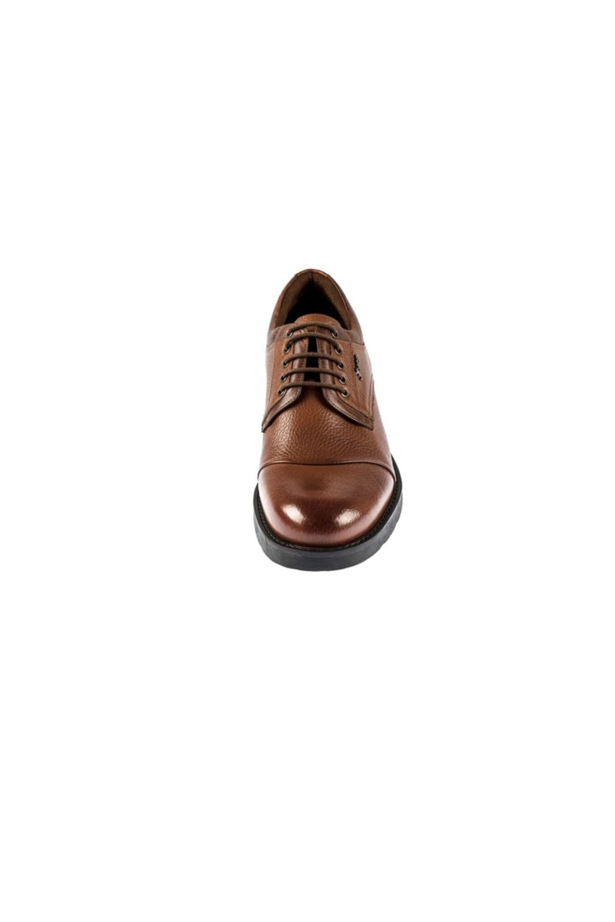 Tan couro genuíno sola de borracha forro quente inverno sapatos masculinos 7520 771 603