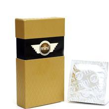 10 pçs 46mm especial pequeno preservativos ultra fino apertado preservativos premium lubrificado homem pênis manga adulto sexo brinquedos mais seguro contracepção