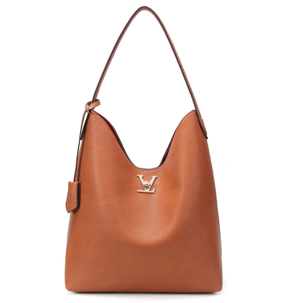 Schulter Taschen für Frauen 2020 Leder Casual Große große Kapazität Hobo Eimer tasche Einfarbig Hand Handtaschen Achselhöhle
