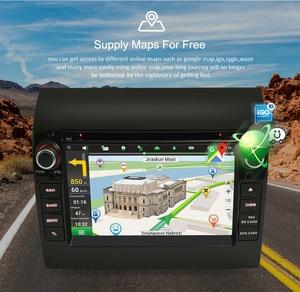 Image 5 - RAM 4G Android10.0 DVD Xe Hơi Cho Fiat Ducato Đồng Hồ Dây Nhảy Xe Đạp PEUGEOT Boxer GPS Autoradio Stereo Đa Phương Tiện Octa Core headuni