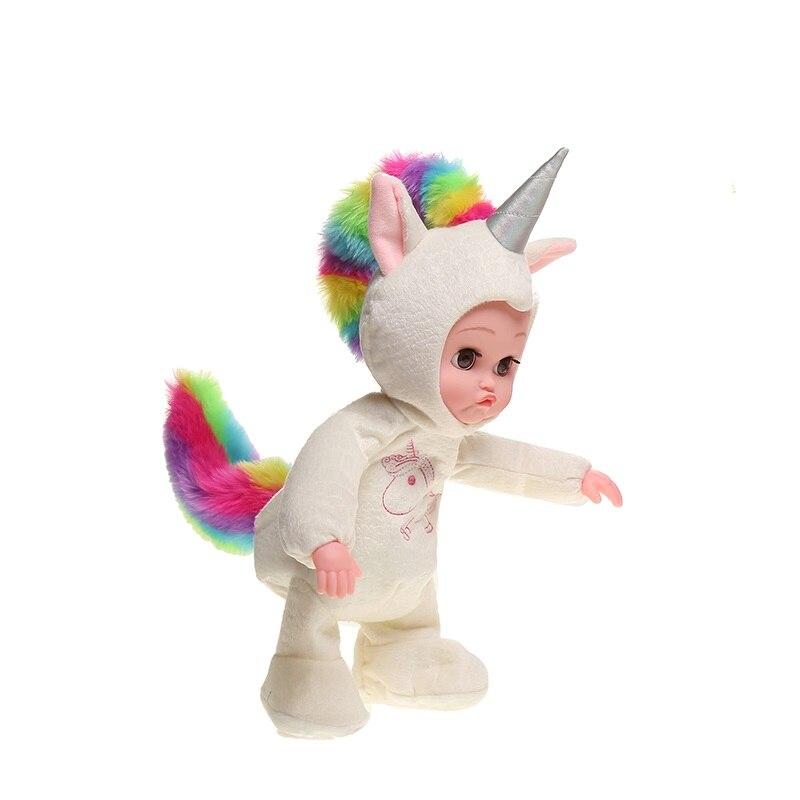 Permalink to stuffed animals plush toys talking toy walking unicorn electronic toys furreal friends kids toys toys for children
