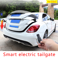For Mercedes C / GLC Class W205 X253 lift remote control rear door free foot sensor Automatic electric tailgate
