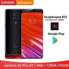 Original Lenovo Z5 Pro GT Snapdragon 855 Smartphone 8GB RAM 128GB ROM 6.39'' In-Screen Fingerprint A