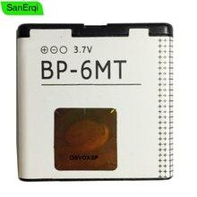BP-6MT Батарея для Nokia 6720C E51 E51i N78 5610 6110 N82 N81 6720 BP6MT BP 6MT 1050 мА/ч, высокое качество