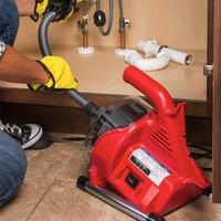 가정용 전기 화장실 하수도 화장실 준설 기계 학교 파이프 준설 기계 화장실 주방 준설 도구