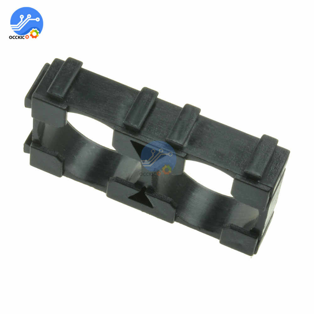 10 STUKS Batterij Spacer 18650 Uitstraalt Shell EV Pack Plastic Warmte Houder Beugel