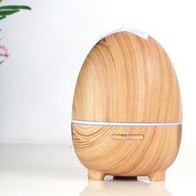 Cholido umidificador de ar controle remoto ultra sônica aromaterapia difusor elétrico grão madeira óleo essencial aroma névoa maker casa