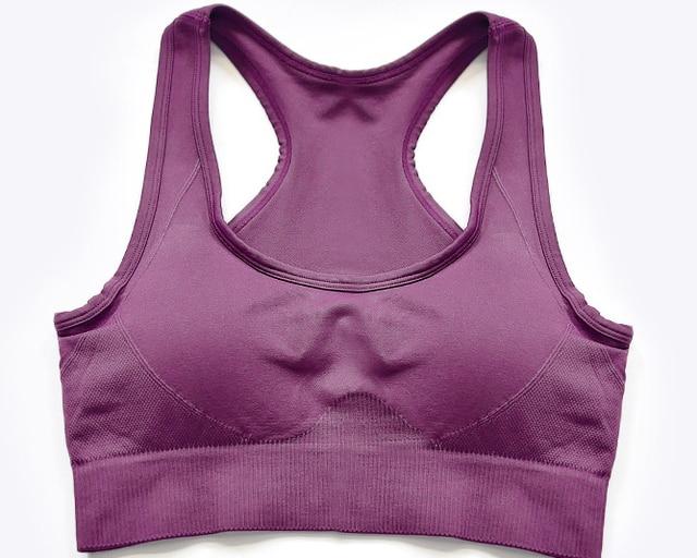 Yoga Sets Women s 2 Piece Set Leggings Elastic Sports Bras Woman Gym Clothing Fitness Sportswear Workout Seamless Sports Suits