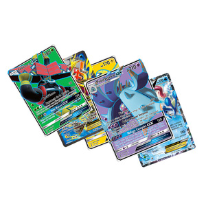 Image 5 - New TOMY 100 PCS French Pokemon Card Lot Featuring 60 GX 20 EX 20 MEGA