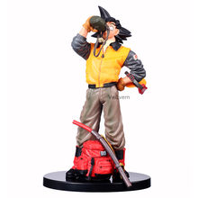20cm Scultures DragonBall Tenkaichi Budokai 3 beber água De Dragon Ball Z Son Goku PVC Action Figure Toy Model Collection(China)