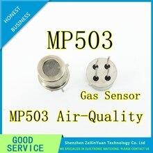 1 ชิ้น/ล็อต MP503 สี่ขั้นตอน TVOC กลิ่นแปลก SENSOR สำหรับเครื่องฟอกอากาศรถ