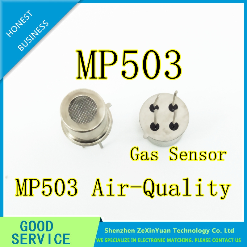 1PCS/LOT MP503 Four Stage TVOC Peculiar Smell Sensor For Vehicle Air Purifier