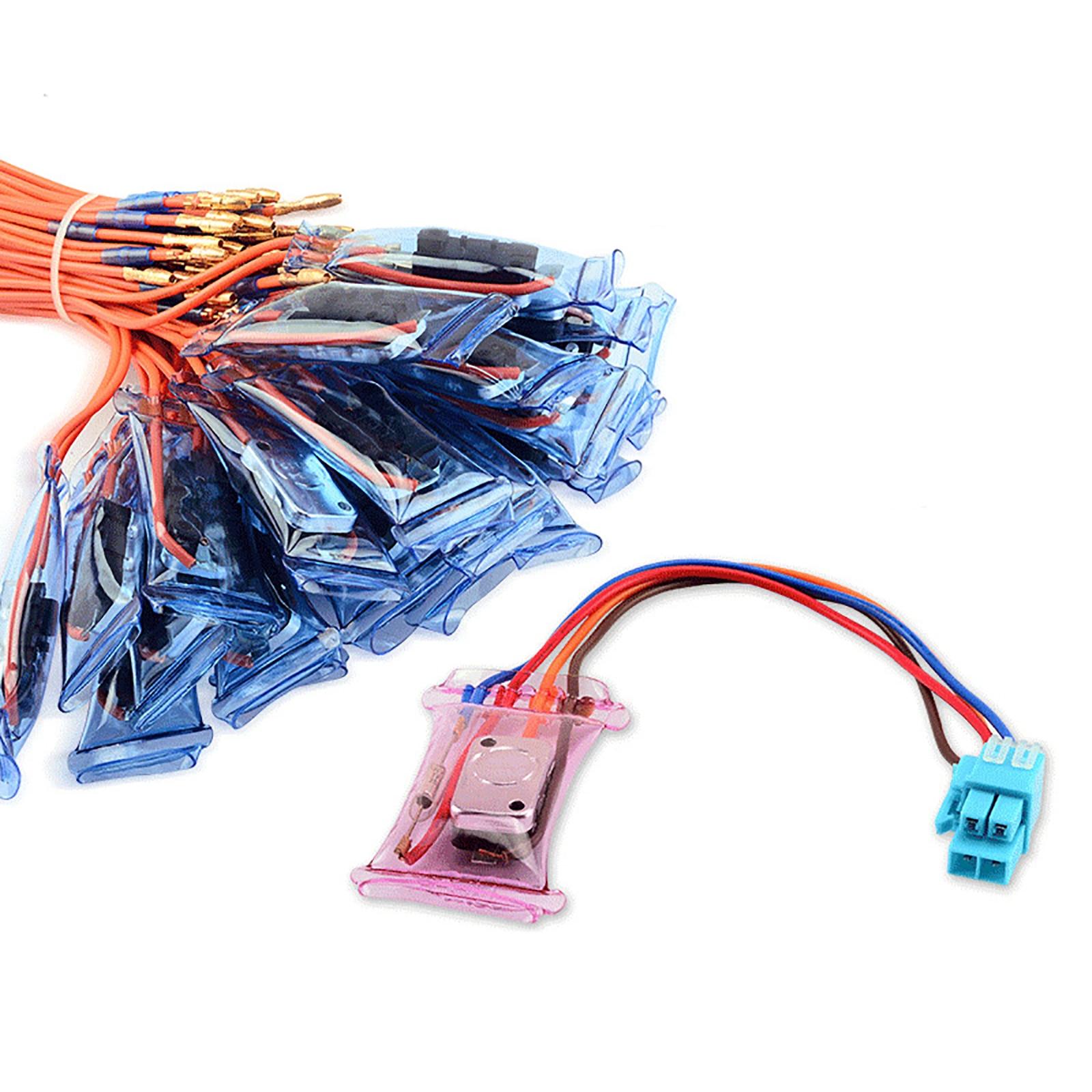 N12 5 Grad 3 Kabel Kühlschrank Defroster Thermostat Ac 250v 10a 7 Celsius Bimetall Kühlschränke Abtauung Thermostator Zubehör Refrigerator Parts Aliexpress