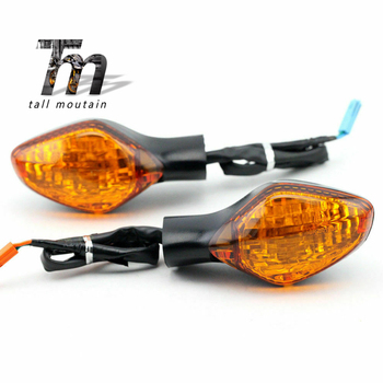 Turn Signal Indicator Light Lamp For HONDA CRF 250L 2012-2019 MSX 125 Grom SF 2013-2019 2017 2018 Motorcycle Front Rear CRF250L image