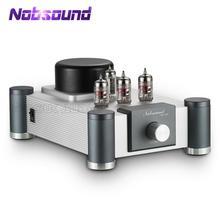 Nobsound 12AX7 (טסלה/JJECC83) שסתום & ואקום צינור מגבר סטריאו Hi Fi סטריאו Audiophile בדרגה מראש מגבר Ref Marantz 7