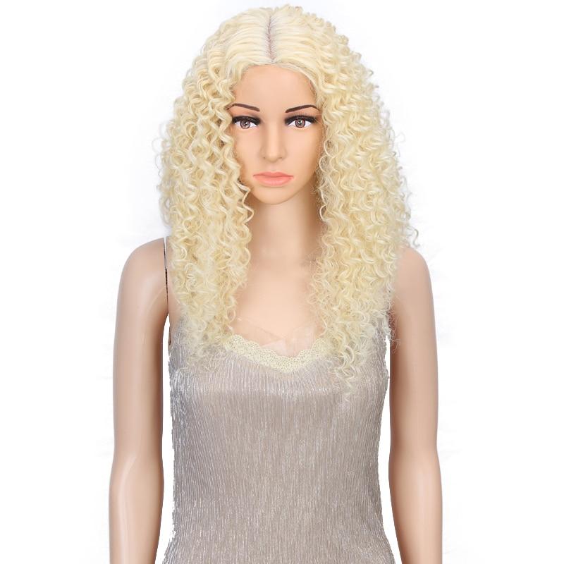 Купить парик синтетический блонд для чернокожих женщин термостойкие