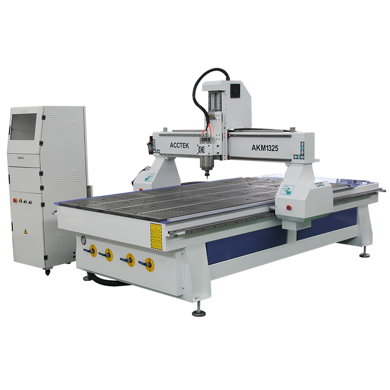 AKM1325 Woodworking Machinery Cnc Router 1325 For Furniture Industry