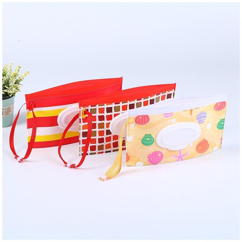 1 клатч и чистые салфетки, чехол для переноски, экологически чистые влажные салфетки, сумка-раскладушка, косметичка, удобная для переноски, с застежкой, контейнер для салфеток